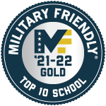 '21-22 Military Friendly Top 10 School