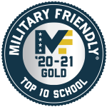 20-21 military friendly seal